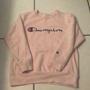Champion Pink Sweatshirt